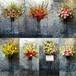 おまかせ15,000円のスタンド花
