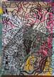 美/上毛町で制作の作品「ゾウリムシ第一世代#03」を送ります!