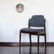 Arne Vodder Dining Chair Rosewood Kvadrat ハリンダル65