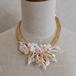 貝殻ネックレス モデルE