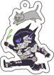 【通販開始!】ヤバイ仮面×飛び猫 アクリルキーホルダー