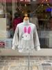 KIDS:nini【ニニ】うさぎトレーナー(カーキベージュ/80〜130cm)