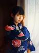潮田和也「藍花」