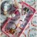 ★Lilly Dnk★リリーディーエヌケイ★I-Phoneケース&ブレスレット★ミックス★