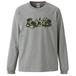 Round-logo / 長袖Tシャツ(Camo/Gray)【送料無料】【Shop限定】