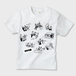 キッズTシャツ 90サイズ 白