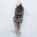 D-182 シェパード- ペットの振り子時計