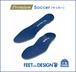 Feet in design プレミアム/サッカー