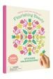 Sticker Kaleidoscopes Book / Flourishing Beauty