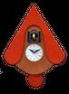 ピロンディーニ時計 105-B-Orange