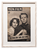 Framed Antique f-48            シリーズ MON FILM