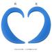 EARHOOK BLUE(青)Mサイズ 片方のみ