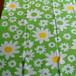 "tenugui (Japanese Towel) ""Marguerite daisy"""