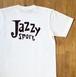 """JS """"クラシック ロゴ"""" Tシャツ/ホワイト"""