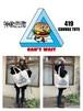 『Hamburger kun』CANVAS TOTE BAG