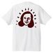 「MUSIC」ポケットTシャツ(MAROON)