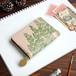 ラウンドファスナー コンパクト財布(モミノキ)牛革 ILL-1145
