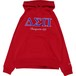Standards Hooded Sweatshirt (Red)