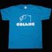 Golang Tシャツ (ターコイズ)