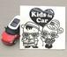 再販 Hi-Hiオリジナル 車用カッティングステッカー Black