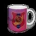 アーラ マグカップ 紫