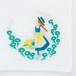 『赤毛のアン』ハンカチ刺繍キット