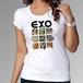 Tシャツ(エキゾチック曼荼羅)