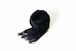カシミヤストール【 Pure  cashmere Shawl muffler Black 】