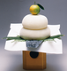 てづくり無添加 鏡餅5号/約12.5cm(900g)