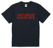 SATURDAY GOOD-BYE Tシャツ(ライブハウスバージョン)