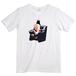 [Tシャツ] 外出自粛ペンギン