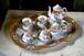 イギリス ミニチュア ティーセット 陶器製