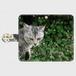 【手帳型スマホカバー】うちの猫「ヤンチャ」android Sサイズ
