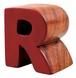 """アルファベットブロック """"R"""""""