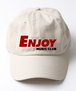 ENJOY DAD CAP(送料込み)