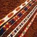手作り応援 50cm販売 オルテガ柄リボンテープ ジャガード織り ネイティブ柄