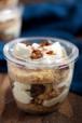 低糖質シナモンロールカップ(キャラメルナッツ入り)1個セット・Keto Cinnamon Roll Cup  with Caramelized Nuts(1 cup)