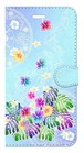 【iPhone6Plus/6sPlus】Rainbow Paradise レインボー・パラダイス 手帳型スマホケース