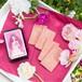 【情熱の女神 PELE】レッドベルベット・ココナッツクッキー 箱入りカード型クッキー・女神のメッセージカード付