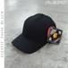 FLEXFIT_フレックスフィット TWILL CAP_F6650_BLACK カプセル