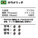 ブラジル   400g