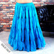 USED/S size/25yard skirt/Royal Blue