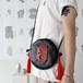 TABINARY Circle Leather bag