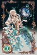 オリジナルウォールステッカー【星之物語ーStar Storyー 牡牛座ーTaurusー】A3 / yuki*Mami