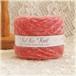 §koko§ 神秘の果実~Ⅱ~ 1玉40g以上 軽い糸  大き目ループ モヘア 引き揃え糸 ピンク