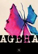 1stフルアルバム「AGEHA」リリックブック