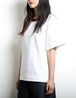 Ring T-Shirts (White) (Lady's size)