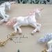 unicorn ブローチ
