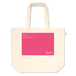 [Bag] コテアニ / cosicoteani トートバッグ (Pink)