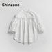 THE SHINZONE|ザ シンゾーン コットンフリルブラウス